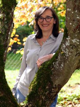 Dr. Andrea Morgenstern (Ev. Religionslehre, Hebräisch, Psychologie)