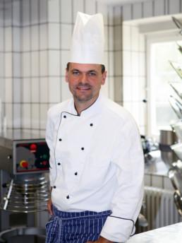 Hans-Peter Pfetsch (Küchenleitung)