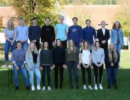 Promotion 2015/2019 im Schuljahr 2018/2019
