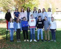 Promotion 2018/2022 im Schuljahr 2018/2019